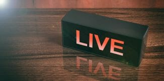 how to stream live video over the internet