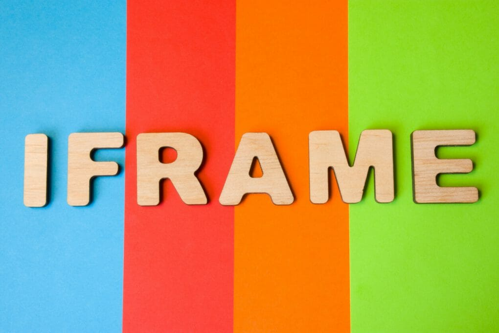 embed streaming video iframe code