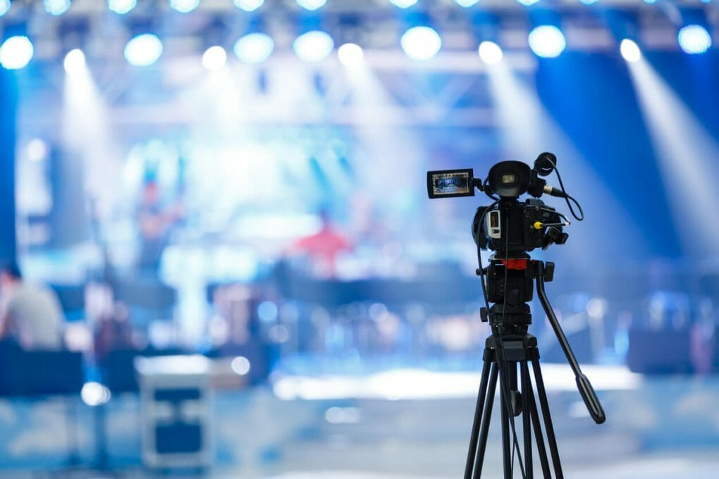 live streaming outdoor events