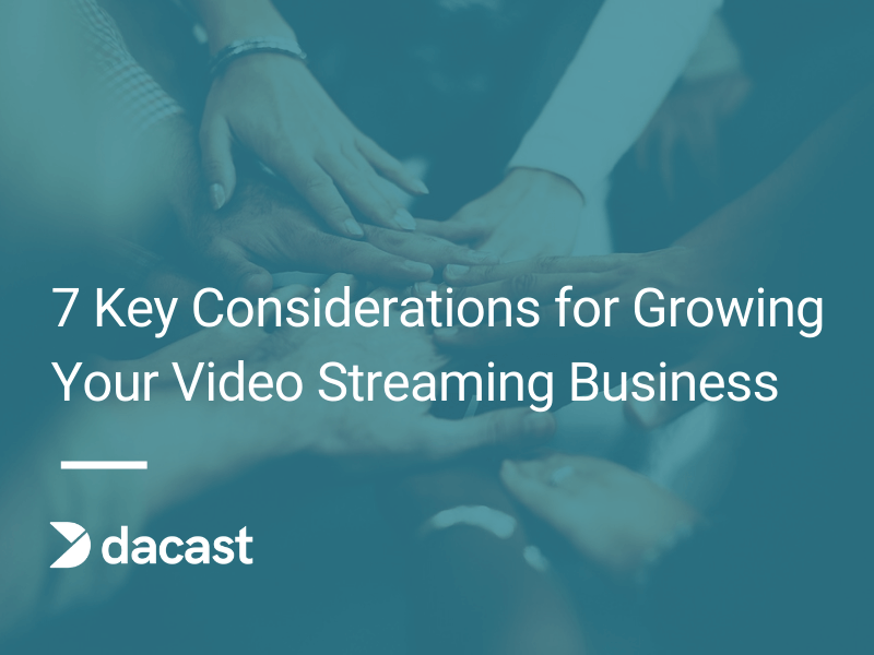 Grow Video Streaming Business EBOOK