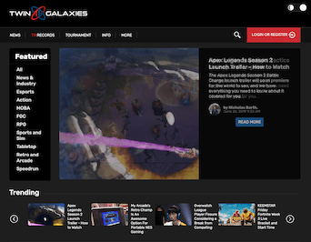 Case Study Twin Galaxies Uses Video Hosting to Build a Business 1