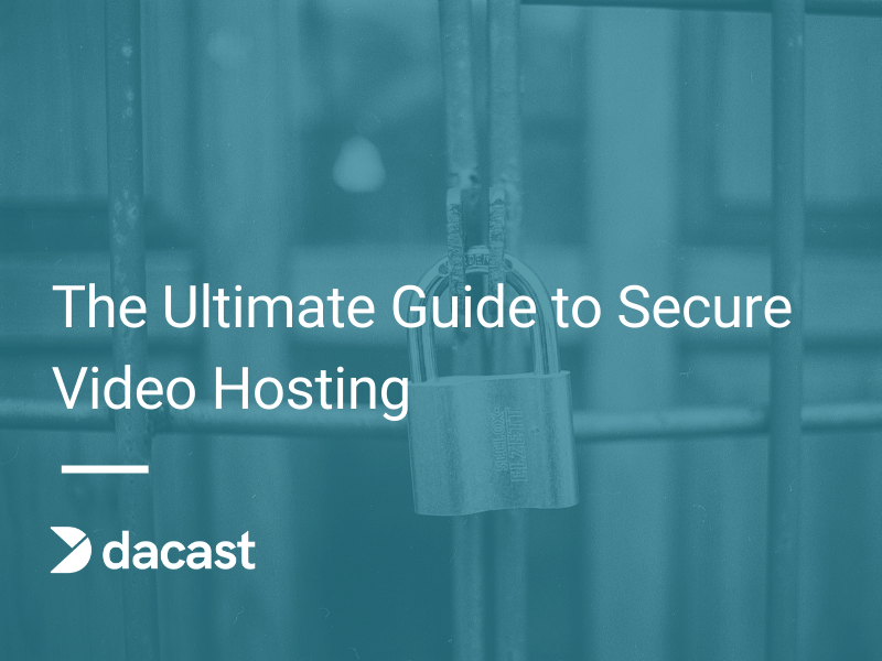 Secure Video Hosting Guide