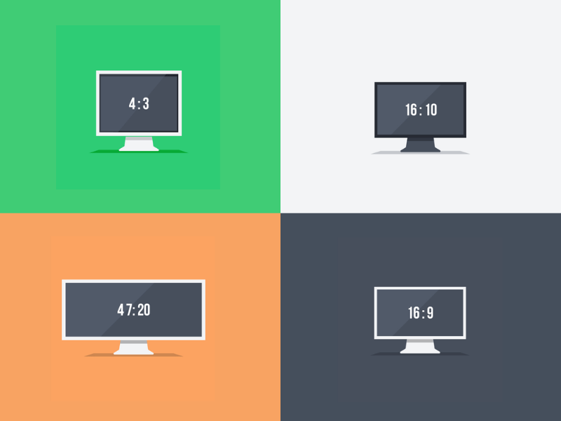 what is video aspect ratio